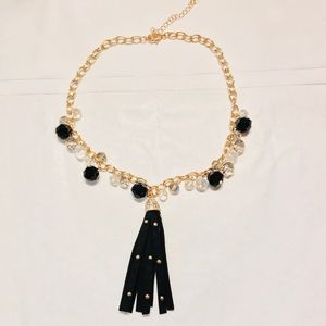 Tassel Bead Necklace